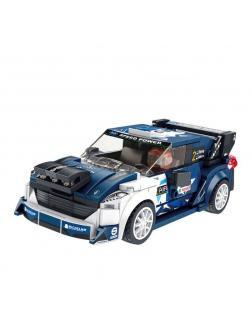 Конструктор Panlos Brick «Fiesta WRC» 666020 / 355 деталей