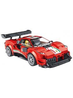 Конструктор Panlos Brick «Ferrari 488 GT3» 666013 / 352 детали
