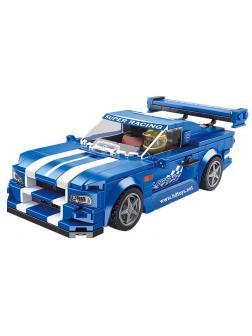 Конструктор Panlos Brick «Nissan GT-R R36» 666010 / 387 деталей