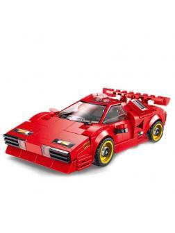 Конструктор Panlos Brick «Lamborghini Countach» 666022 / 355 деталей
