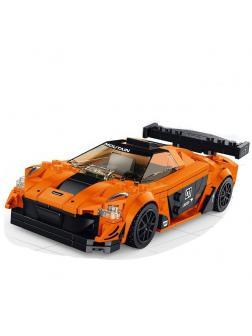 Конструктор Panlos Brick «McLaren P1 GTR» 666025 / 336 деталей