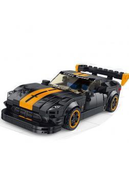 Конструктор Panlos Brick «Dodge Viper ACR» 666026 / 370 деталей