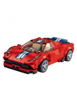 Конструктор Panlos Brick «Ferrari 458 Speciale A» 666030 / 306 деталей
