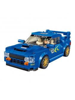 Конструктор Panlos Brick «Subaru Impreza WRX» 666032 / 347 деталей
