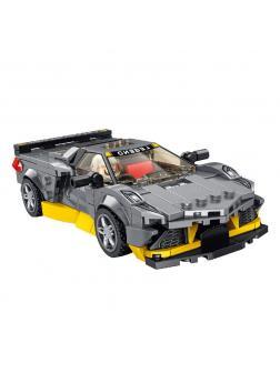 Конструктор Panlos Brick «Chevrolet Corvette C8 Stingray» 666031 / 332 детали