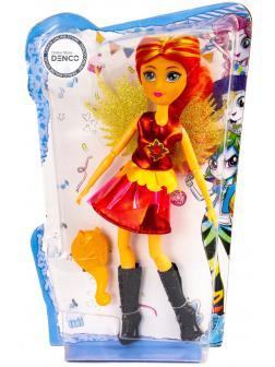 Кукла Ardana My Little Poly, с крыльями / ДН2201