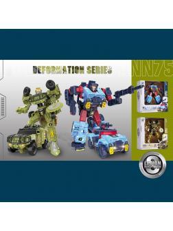 Робот-Трансформер «Deformations Series» Legion Dispatch 339-88 / Микс