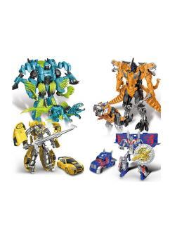 Трансформер «Робот-ниндзя.Mecha T-Rex» A5563-33 / Микс