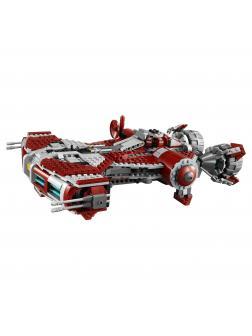 Конструктор Lp «Джедайский крейсер класса Защитник» 05085 (Star Wars 75025) / 957 деталей