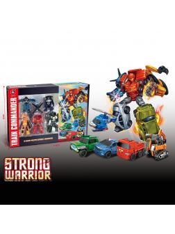 Робот-Трансформер «Strong Warrior» / HD32