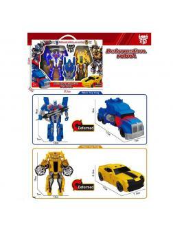 Трансформер «Deformation robot» Deformed / XG334