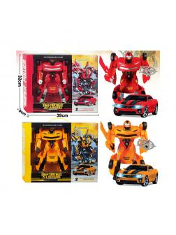 Робот-Трансформер «Bumblebee» Super Poluer 688-104 / Микс