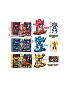 Трансформер «Робот Squad Mecha» Super Poluer 688-105 / Микс