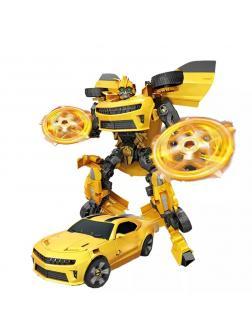 Робот-Трансформер «Bee Soldiers» Deformation HD33
