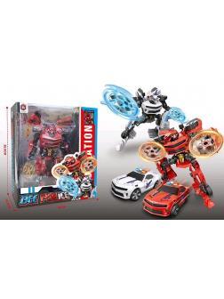 Робот-Трансформер «Bee Police» Deformation HD37 / Микс