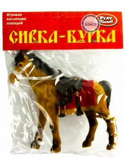 Детская кукольная игрушечная фигурка-лошадка Play Smart «Сивка-бурка» 2545, для девочек, 15 см. / Микс