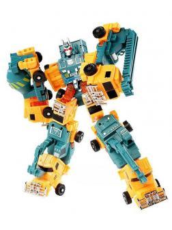 Робот-Трансформер «Truck Mecha Troops» HD52