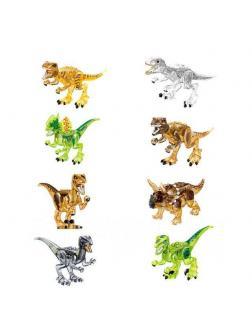 Набор Ll 8 динозавров Парк Юрского периода (Jurassic World 39127)