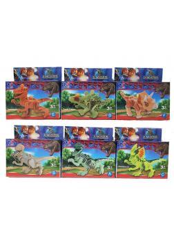 Набор 6 динозавров Парк Юрского периода (Jurassic World CH101)