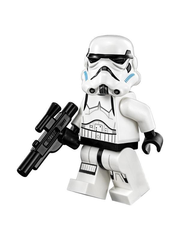 Конструктор Bl «Скоростной спидер Эзры Бриджера» 10369 (Star Wars 75090) / 252 детали