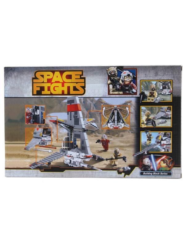 Конструктор Bl «Скайхоппер» 10372 (Star Wars 75081) / 246 детали