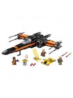 Конструктор Ll «Истребитель По» 79209 (Star Wars 75102) / 735 деталей