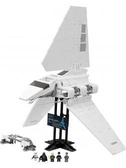 Конструктор Ll «Имперский шаттл UCS» 35005 (Star Wars 10212) / 2503 детали