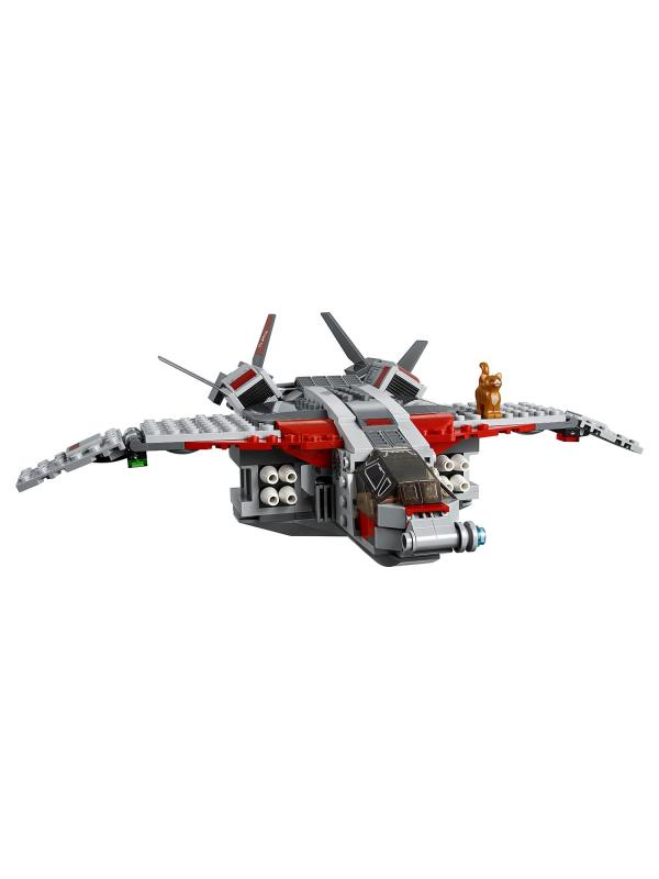 Конструктор Ll «Капитан Марвел и атака скруллов» 34077 (76127), 356 деталей