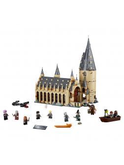 Конструктор Ll «Большой зал Хогвартса» 39144 (Harry Potter 75954) /  926 деталей