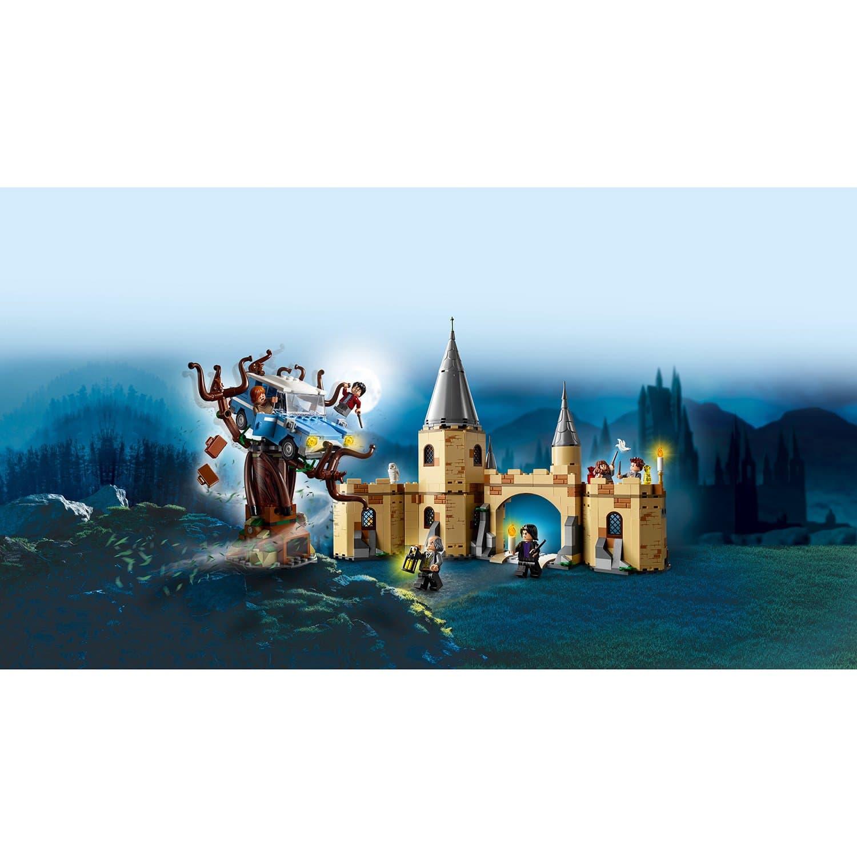 Конструктор «Гремучая ива Хогвартса» 11005 (Harry Potter 75953) / 789 деталей