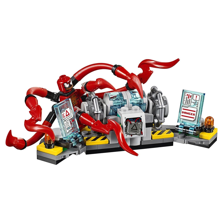 Конструктор Bl «Спасательная операция на мотоциклах» 11186 (Marvel 76113), 252 деталей