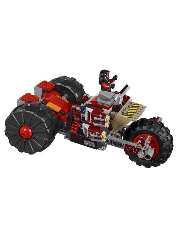 Конструктор Bl «Халк против Красного Халка» 10675 (Super Heroes 76078), 387 деталей