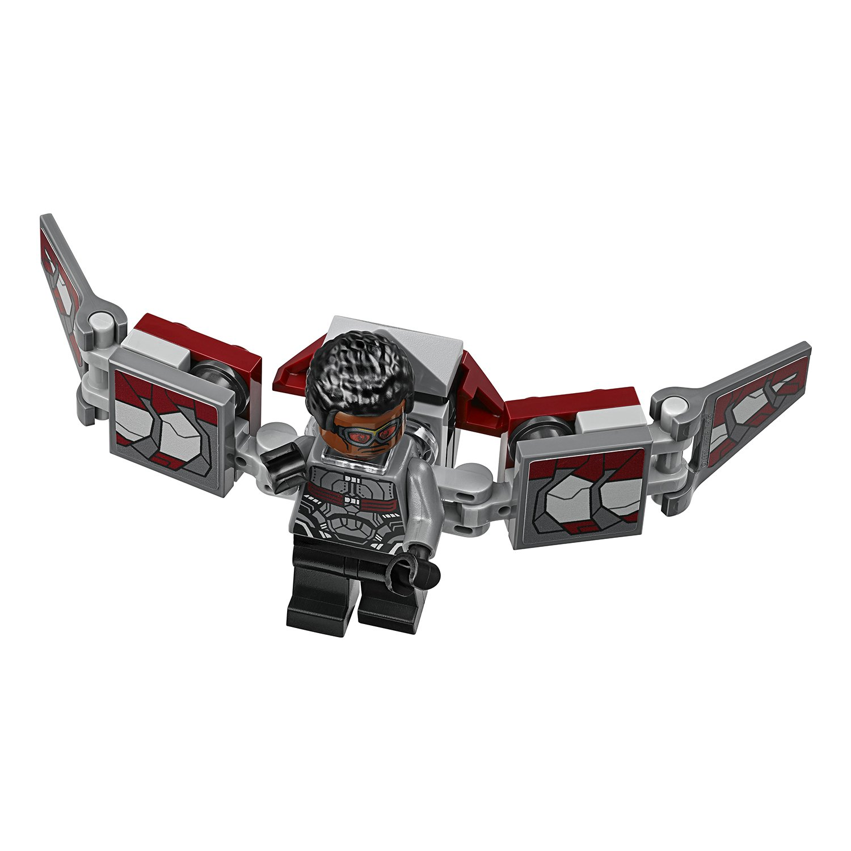 Конструктор Ll «Война бесконечности: Халкбастер» 34034 (Super Heroes) / 305 деталей