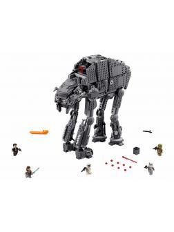 Конструктор Lp Звездные войны «Штурмовой шагоход Первого Ордена» 05130 (Star Wars 75189) 1541 деталь