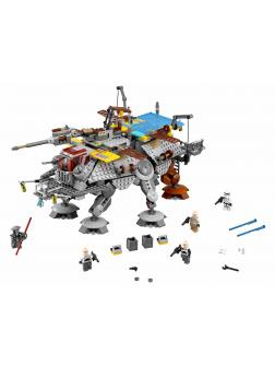 Конструктор Lp Звездные войны «Шагающий штурмовой вездеход AT-TE» 05032 (Star Wars 75157) 1022 детали