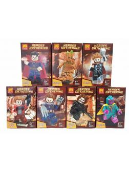 Набор 7 фигурок Супергерои (Мстители 34067-7)