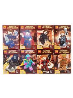 Набор 8 фигурок Супергерои (Мстители 34067-8)