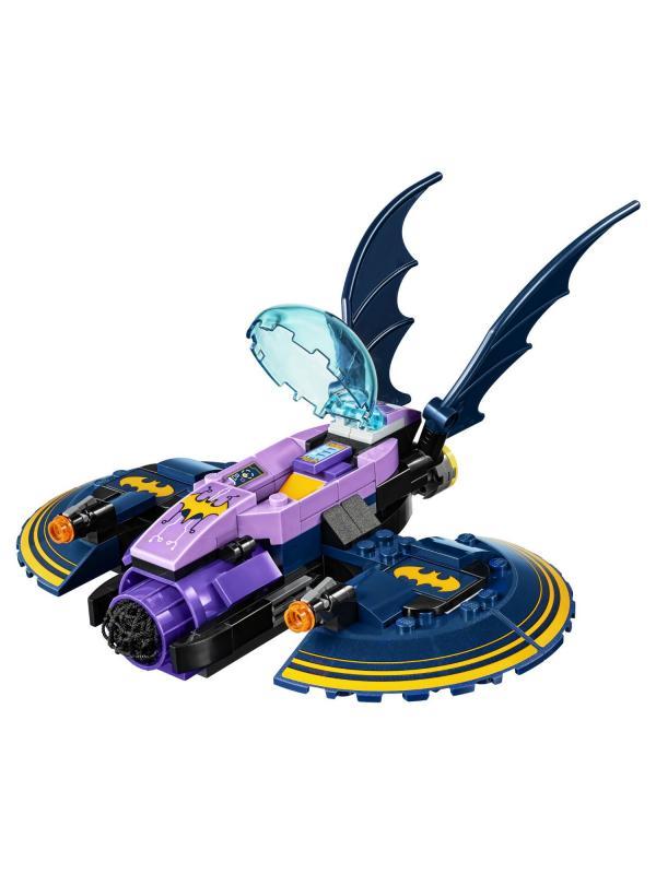 Конструктор Bl «Бэтгёрл: Погоня на реактивном самолёте» 10615 (Super Hero Girls 41230), 208 деталей