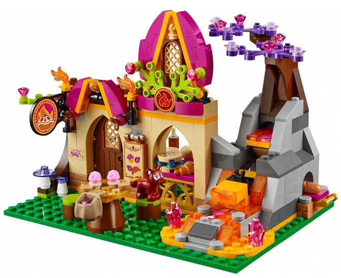Конструктор Bl «Волшебная пекарня Азари» 10412 (Elves 41074) / 323 детали