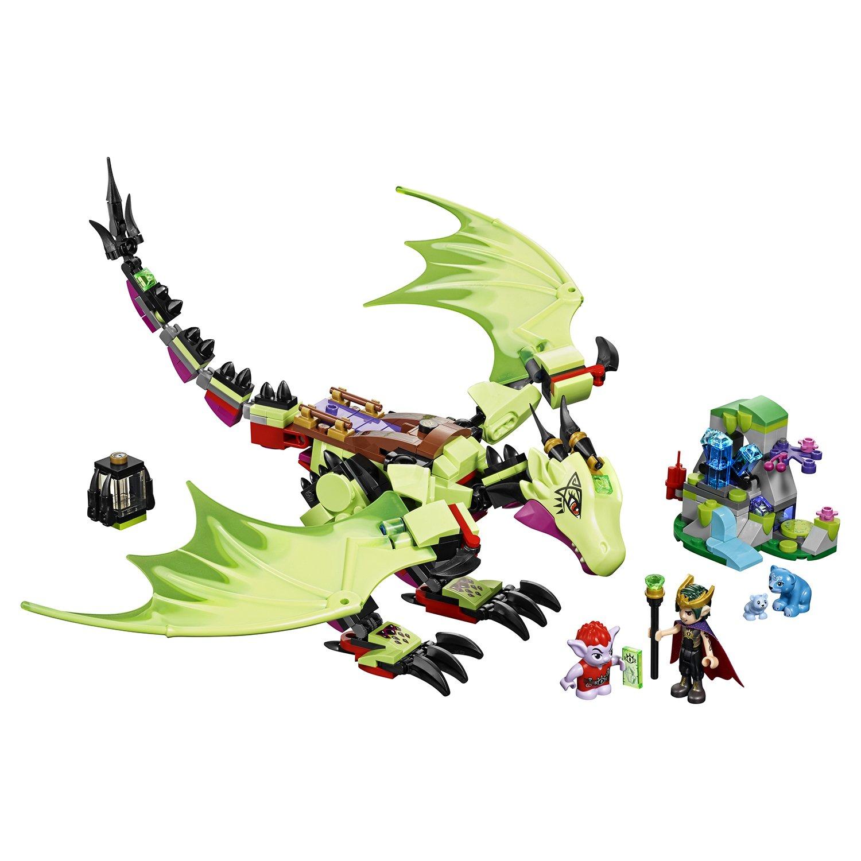 Конструктор «Дракон короля гоблинов / Эльфы» 10695 (41183), 342 детали