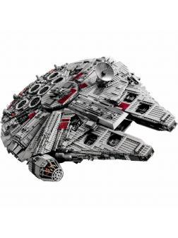 Конструктор Lp «Гигантский Сокол тысячелетия» 05033 (Star Wars 10179) 5265 деталей