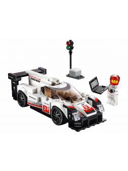Конструктор Bl «Porsche 919 Hybrid» 10942 (Speed Champions 75887), 169 деталей
