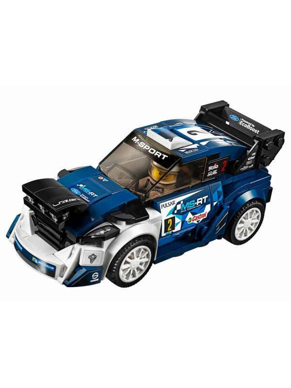 Конструктор Bl «Форд Фиеста M-Sport WRC» 10945 (Speed Champions 75885) / 209 деталей