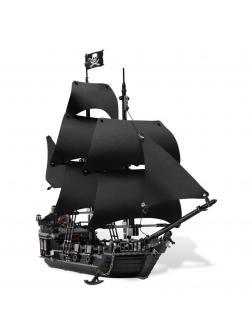 Конструктор Ll «Чёрная жемчужина» 39009 (Pirates of the Caribaeam 4184) / 840 деталей