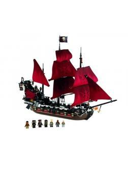 Конструктор Ll «Месть королевы Анны» 39008 (Pirates of the Caribbean З4195) / 1222 деталей