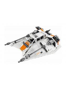 Конструктор Lp Звездные войны «Сноуспидер повстанцев - Снежный гонщик» 05084 (Star Wars 10129) 1457 деталей