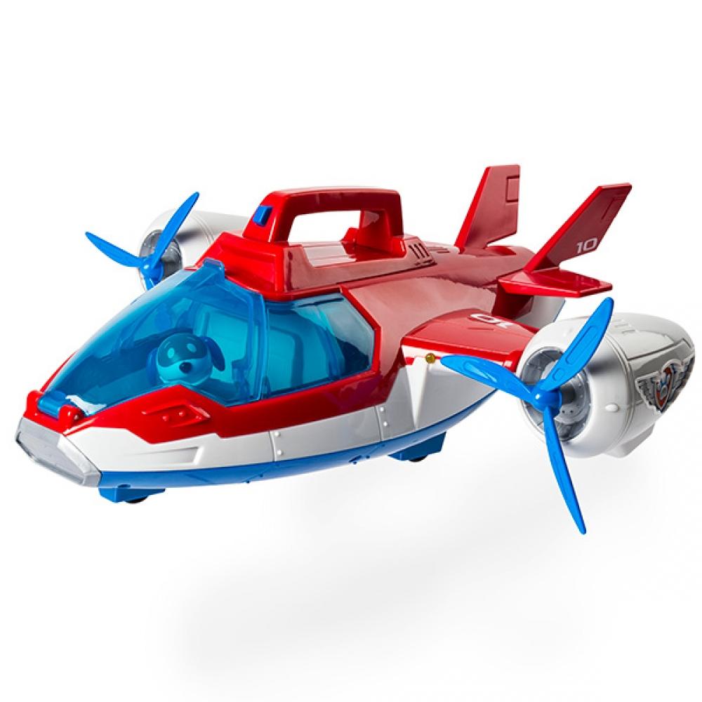Самолет спасателей «Патрулелет Щенячего патруля» 39 см. и фигурка Робопеса / LQ2019