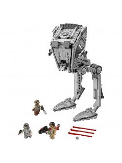 Конструктор Lp Звездные войны «Разведывательный транспортный шагоход AT-ST» 05066 (Star Wars 75153) 471 деталь