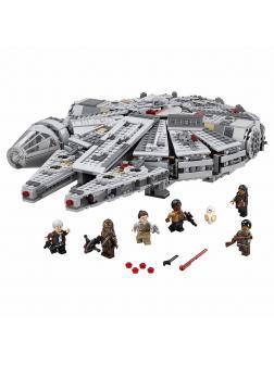 Конструктор Lp «Сокол Тысячелетия» 05007 (Star Wars 75105) / 1381 деталь
