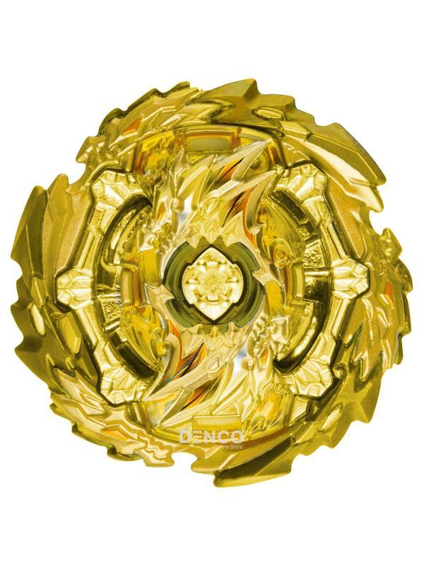 Волчок BEYBLADE Burst Wizard Fafnir F5 Gold B-139 (Золотой Волшебный Фафнир Ф5) от Flame с Запускателем